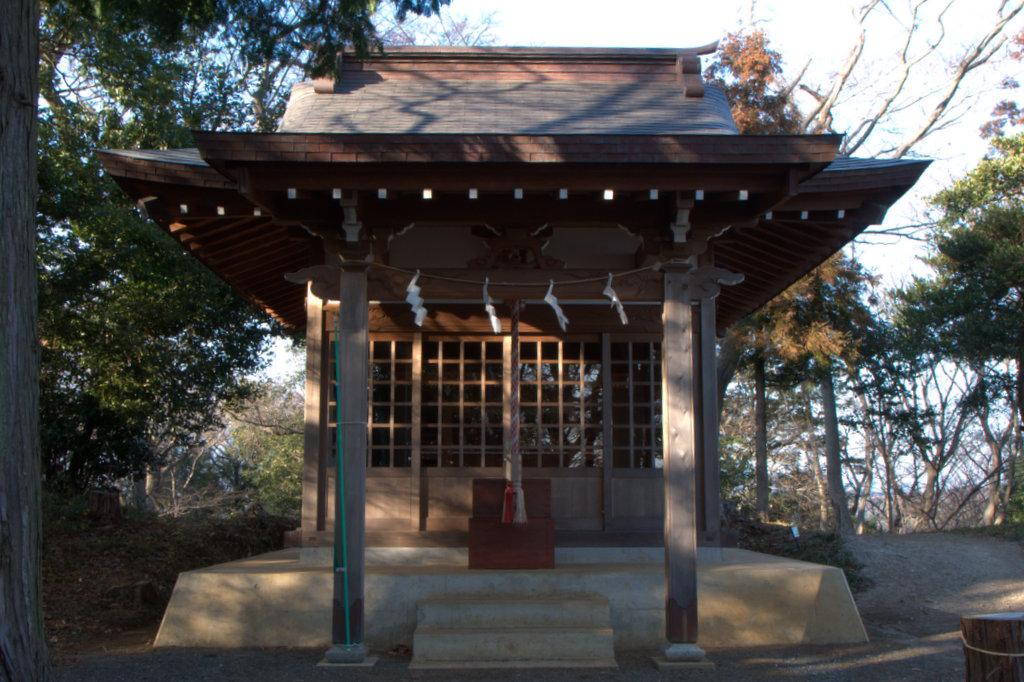 小社、浅間神社