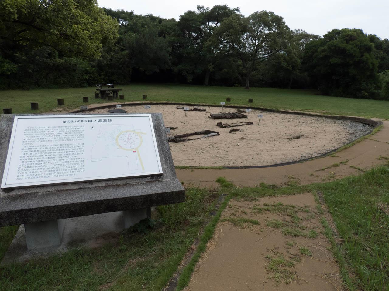 中ノ浜遺跡