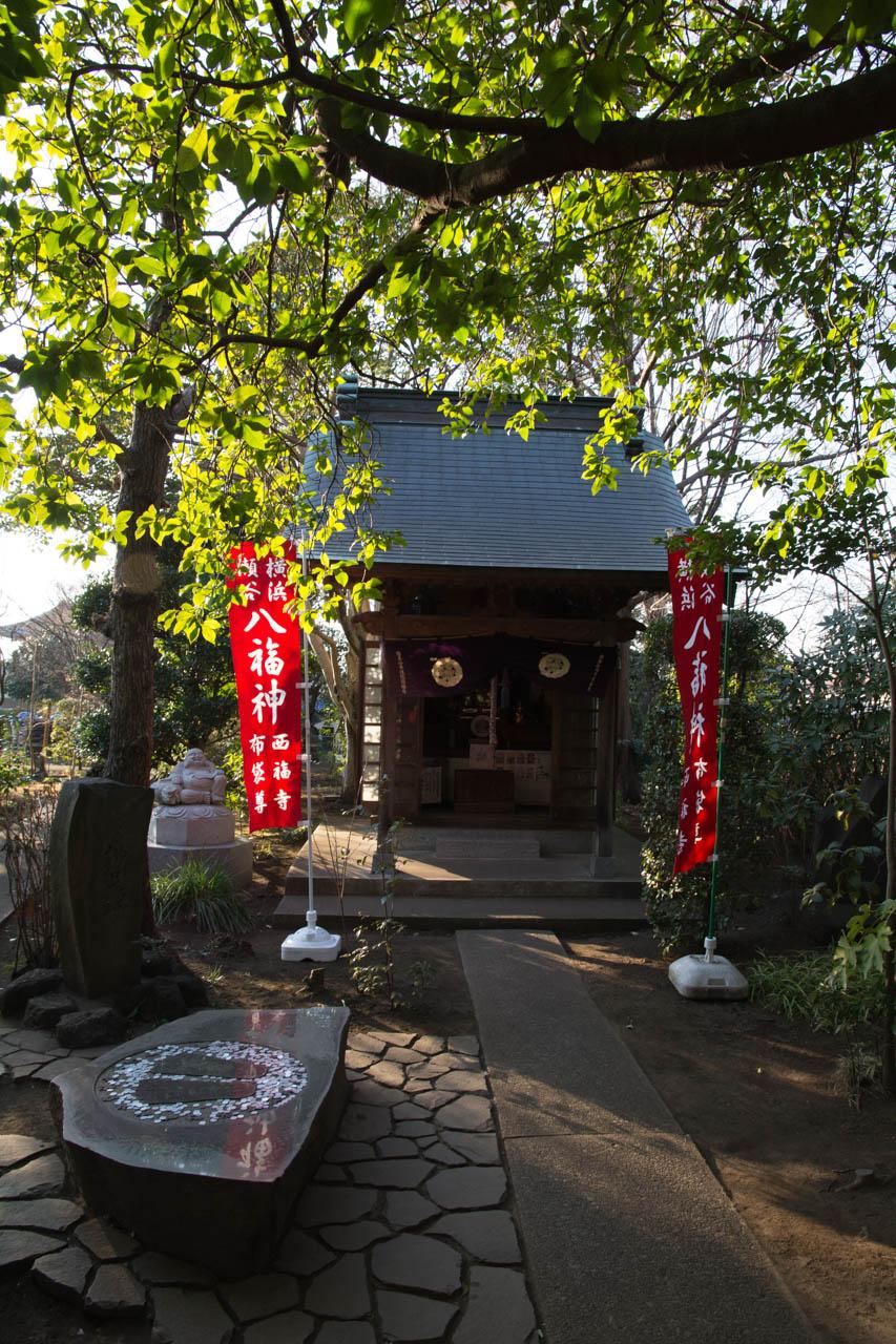 西福寺の布袋さん