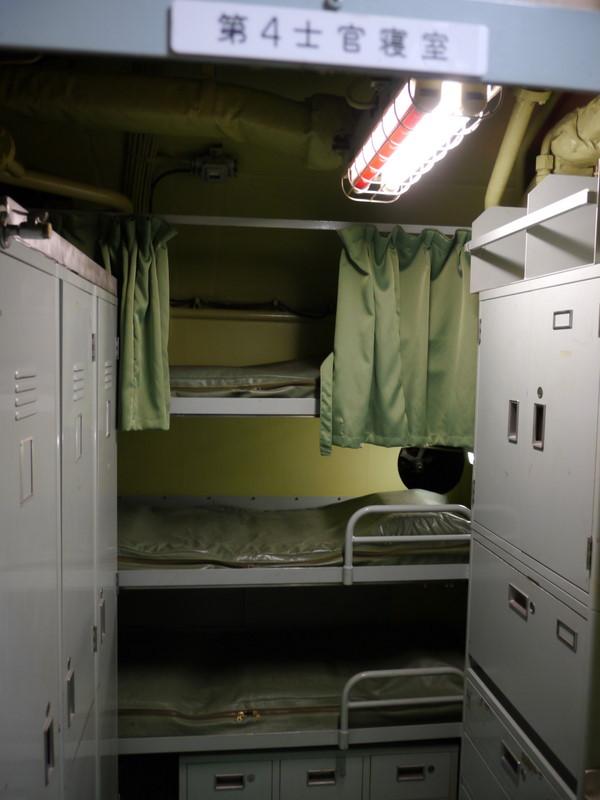 士官用寝室