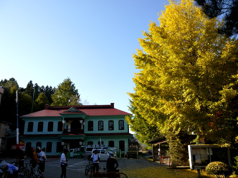 旧会津郡役場