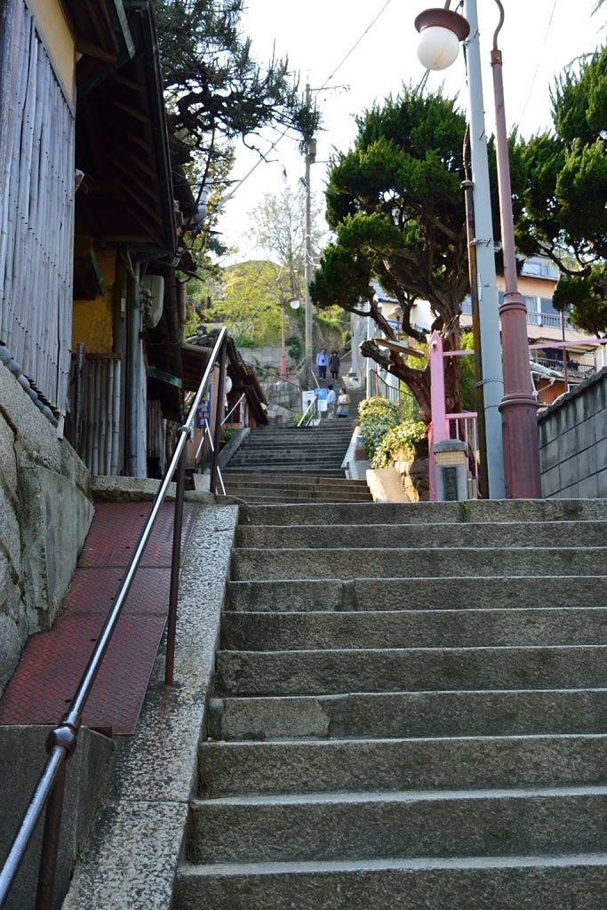 階段の連続