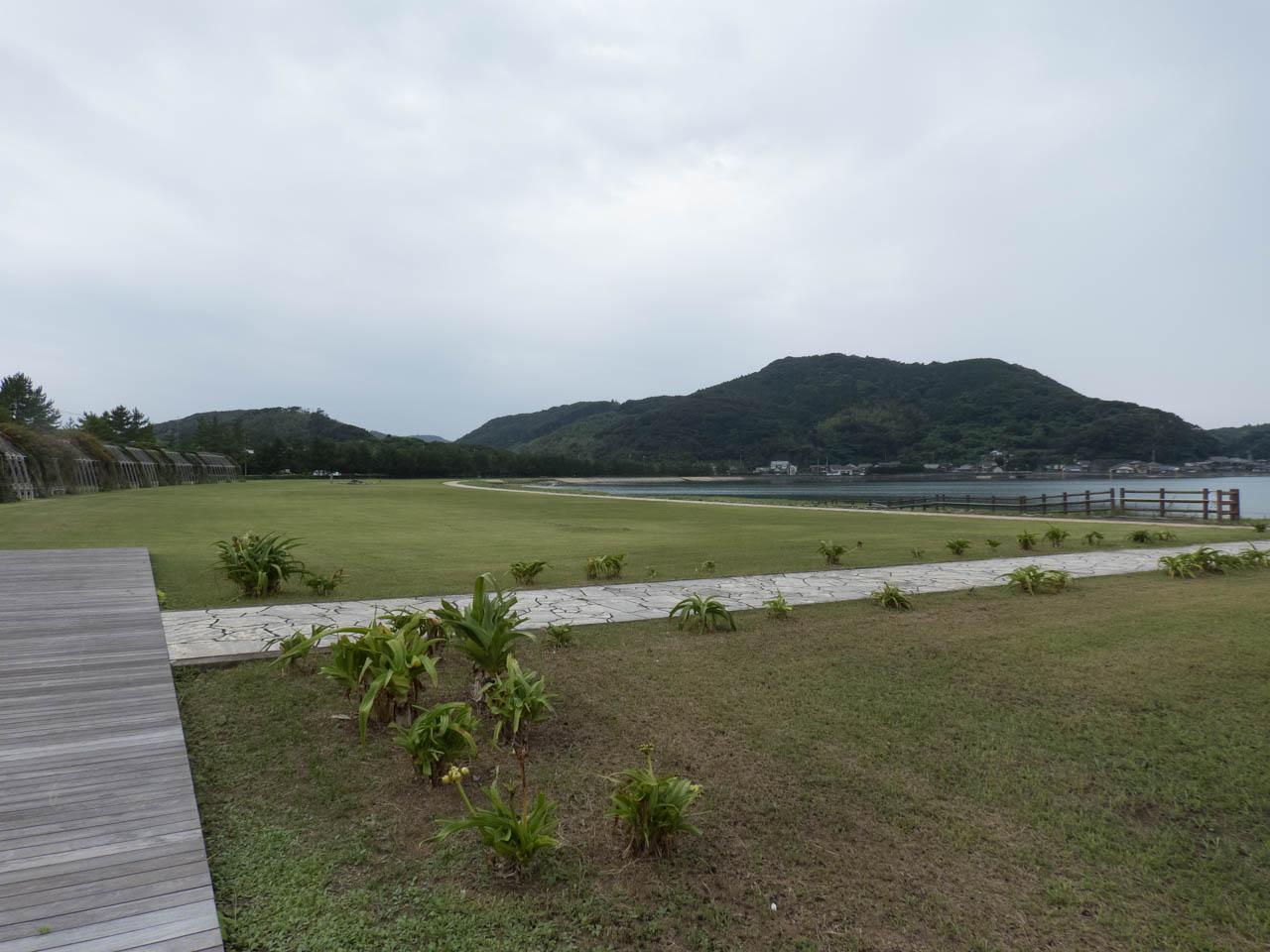 阿川ほうせんぐり海浜公園
