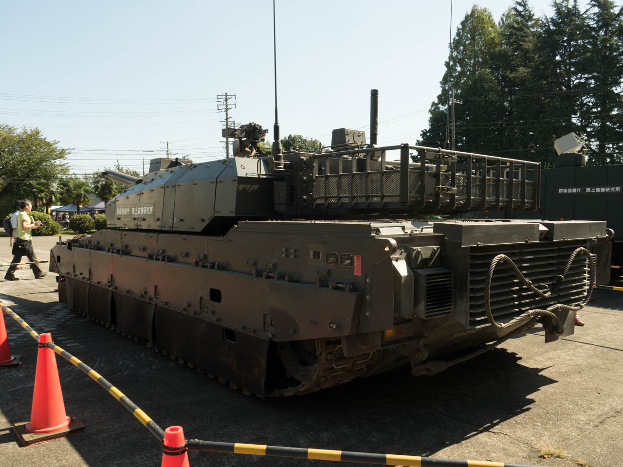 みんな大好き10式戦車