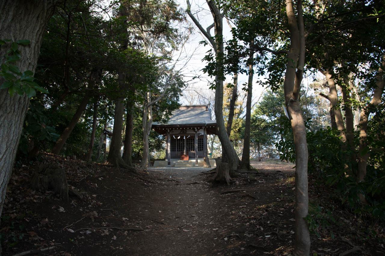 浅間神社に参拝し