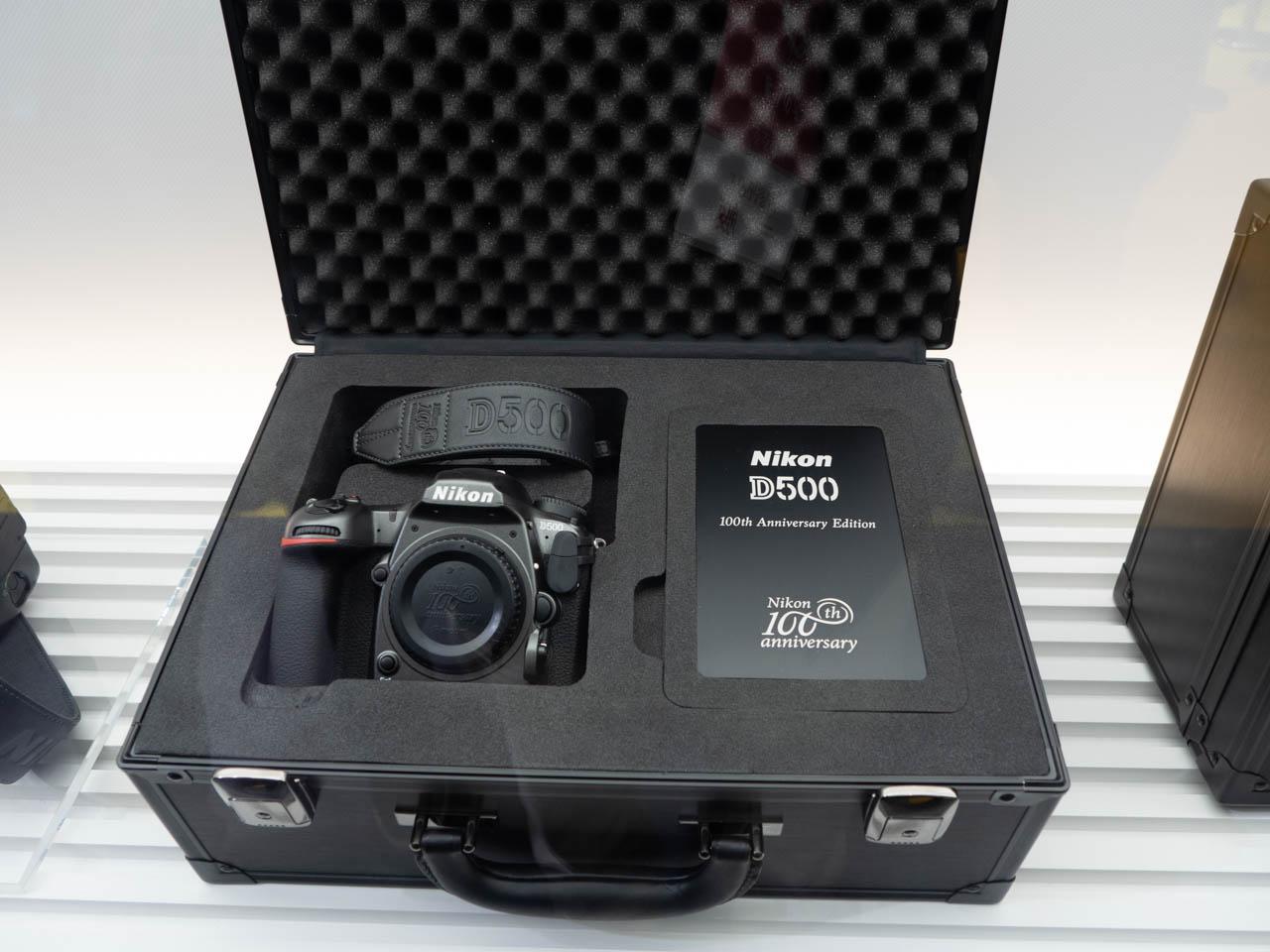 D500の100周年モデル